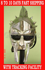 Cheap Halloween Costumes,  Mens Halloween Fancy Dress Wearable Gladiator Helmet