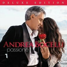 Passione Deluxe Edition Andrea Bocelli CD Sealed ! New ! 2013