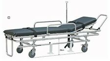Non Collapsible Ambulance Stretcher (aluminum, heavy duty)