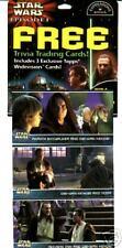 Star Wars Topps Widevision  Hallmark Episode 1 Promos H1 H2 H3 Sealed