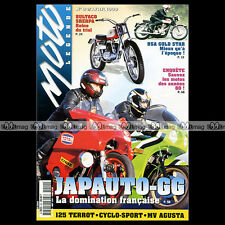 MOTO LEGENDE N°90 TERROT 125 ETD JAPAUTO VX 1000 GODIER-GENOUD Z100 R2 BSA 500
