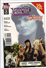 Xena: Warrior Princess & Orpheus Trilogy #2 comic    pc