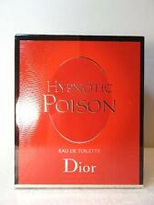 Hypnotic Poison Toilette Parfum Fragrance Perfume Spray XL 5 fl oz NEW w box