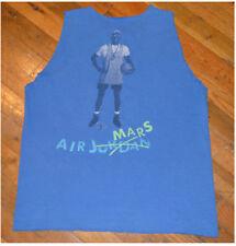 *1990's NIKE AIR /MICHAEL JORDAN/ SPIKE LEE* rare vintage cut-off 80's shirt S/M