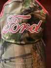FORD Motor Company Camo/ Pink Glitter Trucker Hat Adjustable By INFINITY OSFA