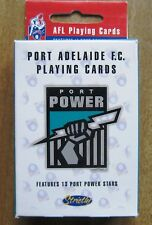 1997 Strictly AFL Playing Cards:  PORT  ADELAIDE  (sealed deck)  ......  NEW !!