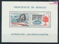 Monaco 2178-2179S (kompl.Ausg.) Sonderdruck gezähnt postfrisch 1994 E (9157999