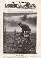1917 London News December 22 - China funeral; Italy at  Piave and Brenta fronts