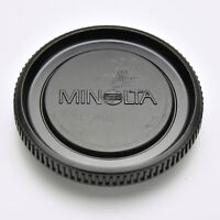 Genuine Minolta Camera Body Cap SR MC MD SRT XG XD (#3529)