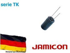 5 Elko Kondensator radial Jamicon TK 470uF 63V 105°C 073409