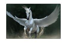 Pegasus mousemat desktop laptop gaming computing non slip
