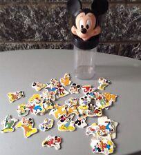 Walt Disney# Vintage 90S Mickey Mouse Money Box+ Stickers # Salvadanaio Adesivi