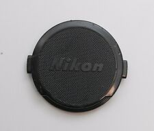 Nikon 52mm Lens Cap Snap on Type from Japan #a-83