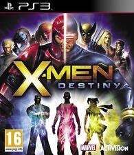X-MEN DESTINY        --  JEU NEUF  FRANCAIS !          -----   pour PS3