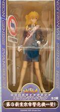 Evangelion Asuka Langley Police Figure/ Mib/ Factory Sealed