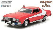 """Greenlight 1976 1 24 Ford gran Torino Años 70 """"Starsky & Aparador"""""""