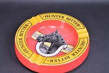 Vintage Hunter Bitter Praesidium Melamine Retro Ashtray