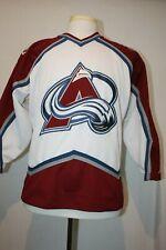 VTG Pro Player Colorado Avalanche NHL Hockey Jersey Size L/XL Sewn Emblems