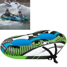 SEVYLOR DOUBLE WIDE (2 PERSON) TOWABLE SKI TUBE INFLATABLE BISCUIT