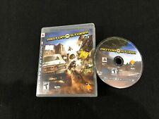 Original Playstation 3 PS3 Video Game: MotorStorm