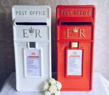 "Wedding Sign Royal mail post box sign  SIGNS ONLY ""POST BOX IS NOT INCLUDED'"