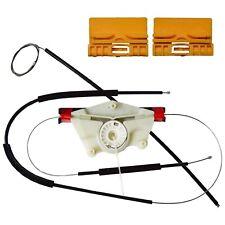 AUDI A4 B6 B7 Kit De Reparación Regulador de Ventana Eléctrica Lado Delantero Derecho
