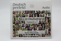 Deutsch Perfekt - Neu in Deutschland So gelingt der Start 11/15 | CD | Neu - New