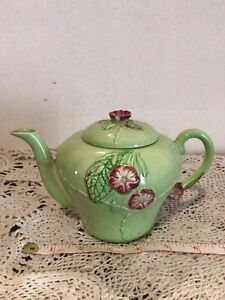 Vintage Carlton Ware Primula Teapot