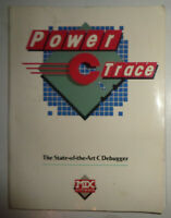 Power CTrace  - C debugger for Power C compiler, by Mix Software. 1988. Unused.