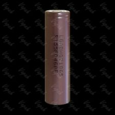 Authentic LG HG2 INR 18650 Flat Top 3000mAh/20Amp Rechargeable Battery Wholesale