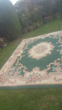 12.6ft x 9ft giant rug. Chinese style.