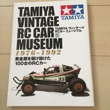 (Gebraucht) Tamiya Vintage RC Auto Museum 1976-1992 Foto Porsche 935 Rsr 956