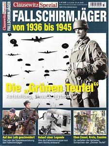 Clausewitz Spezial ---  Fallschirmjäger ----