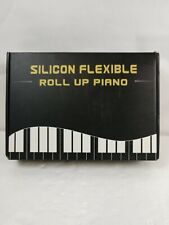 SILICON FLEXIBLE ROLL UP PIANO