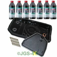 Range Rover Sport ZF 6HP26 Automatic Gearbox Metal Sump Filter ATF Fluid Kit