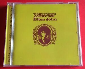 Elton John Tumbleweed Connection CD Brand New And Sealed Free Post
