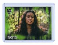 2018 The Walking Dead Hunters and Hunted #99 Cyndie Green Parallel /25