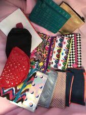 Ipsy Make Up Bag Lot 14 Total