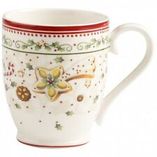 Villeroy & and Boch Christmas WINTER BAKERY DELIGHT falling star mug NEW NWL