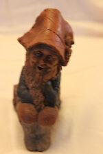 Tom Clark Corky #33 Gnome statue sculpture 1990 Cairn Studio (1:15)