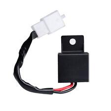 Universal 2 Pin LED Indicator Flasher Relay Resistor Fix Flash Blink Motorcycle
