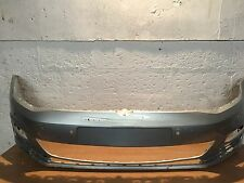 VW VOLKSWAGON GOLF FRONT BUMPER SILVER MK7 PDC 5G0 807 221 BN GENUINE (B204)