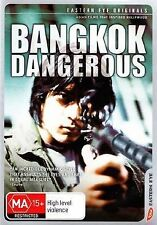 Bangkok Dangerous - Eastern Eye Original Brand New & Sealed Region 4 DVD - (D1)