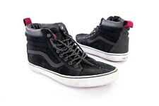 Vans HIGH TOPS SKATE SHOES WINTER SHOE BOOTS THICK MATERIAL 11.5