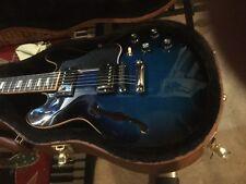 2018 Gibson Memphis Limited Edition ES-339  Blues Burst. - MINT