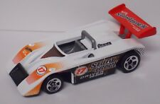 2000 Hot Wheels CD Customs Shadow Mk lla #031-White Paint-Stunt Track Driver