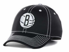 Brooklyn Nets adidas Climate NBA Team Flex-Fit Cap Hat - Size: S/M