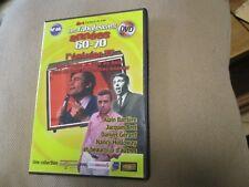"DVD ""AGE TENDRE ET TETE DE BOIS"" Alain BARRIERE, Sylvie VARTAN, Eddy MITCHELL"
