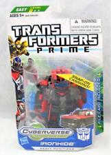 Transformers Prime Commander Class Cyberverse Ironhide MOSC