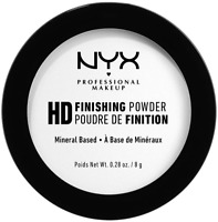 NYX Professional Makeup High Definition Finishing Powder, Pressed Powder, Skin P